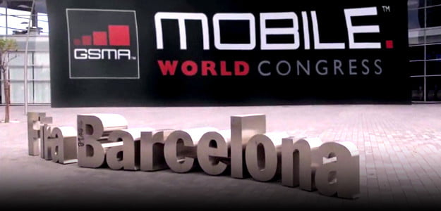 MWC Barcelona mobile world congress