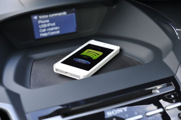 Ford Sync AppLink adds Spotify to its playlist