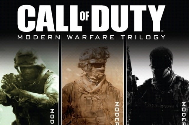 call of duty modern warfare trilogy out at retail this week mwtrilogy header