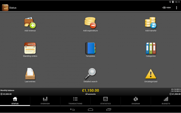 My_Budget_Book_Android_tablet_app_screenshot