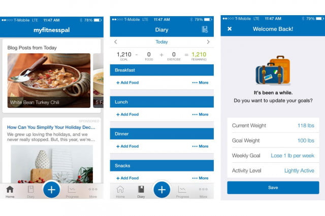 myfitnesspal paid subscription news final