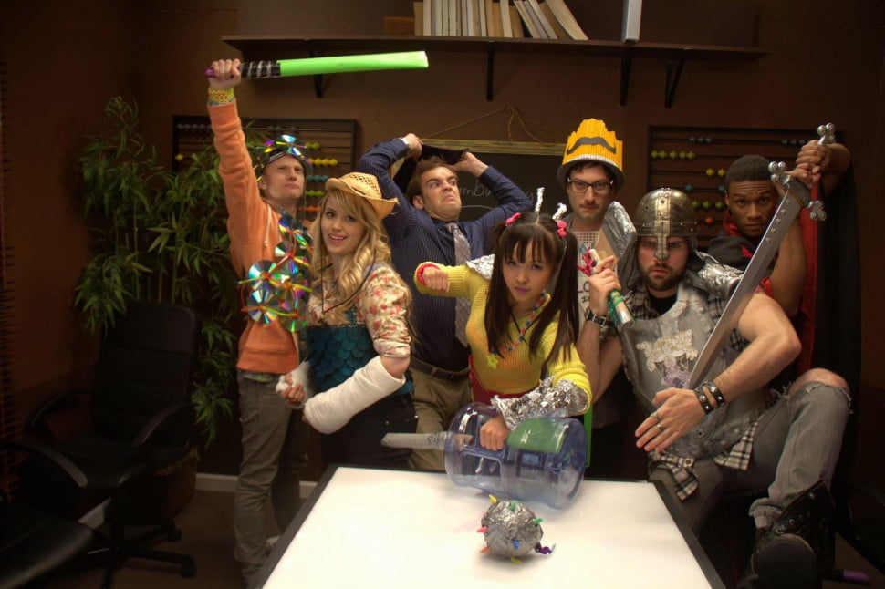 MyMusic_Season 2_FullCast Costume_Courtesy of The Fine Brothers