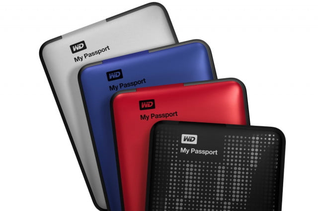 western digital encryption flaws mypassport