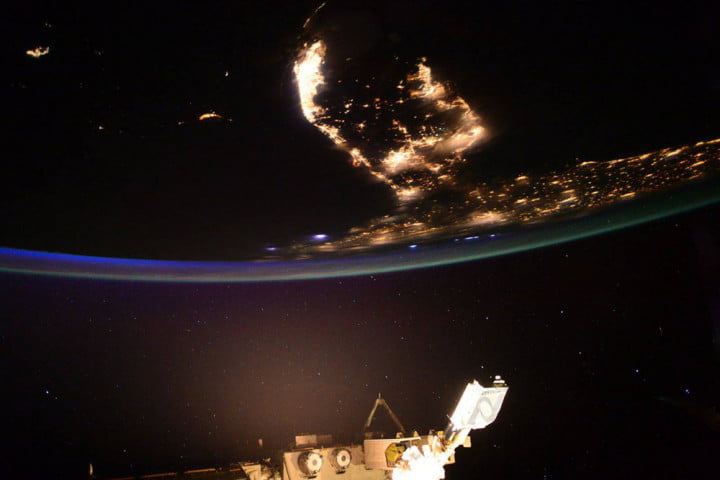 First British Space Station Astronaut Takes 'Electrifying' Spacewalk Today