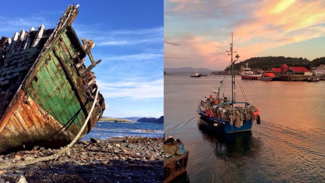 national geographic photographer jim richardson uses iphone  s to document trip across scottish highlands
