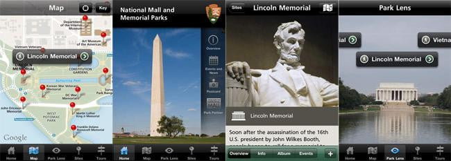 national mall app