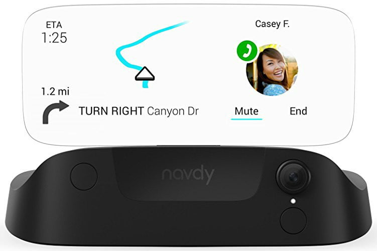 Navdy - GPS Navigation System with Heads Up Display