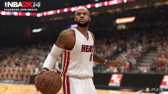 lebron looks even lebronier in the first next gen image from nba  k