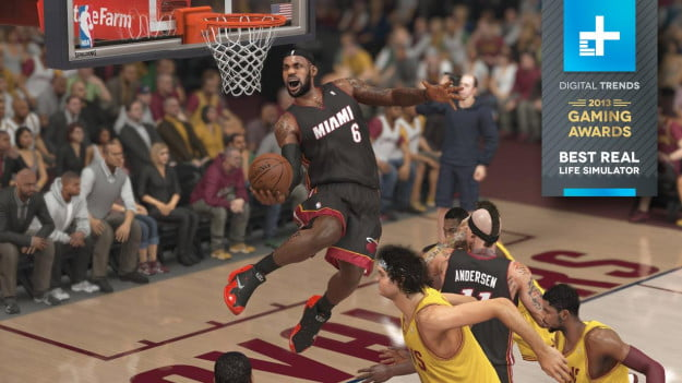 NBA 2K14 - Best real-life sim