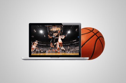 NBA Game Header