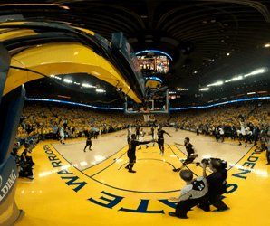 Want to sit courtside? The NBA will live-stream 25 games in VR this season
