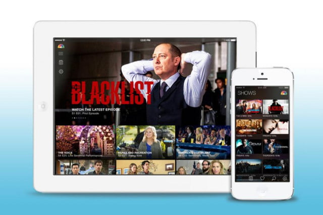 nbcs ios app now airplay support nbc ipad