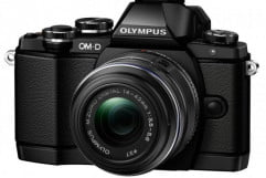 olympus om d e m  review nc blk right r off rv