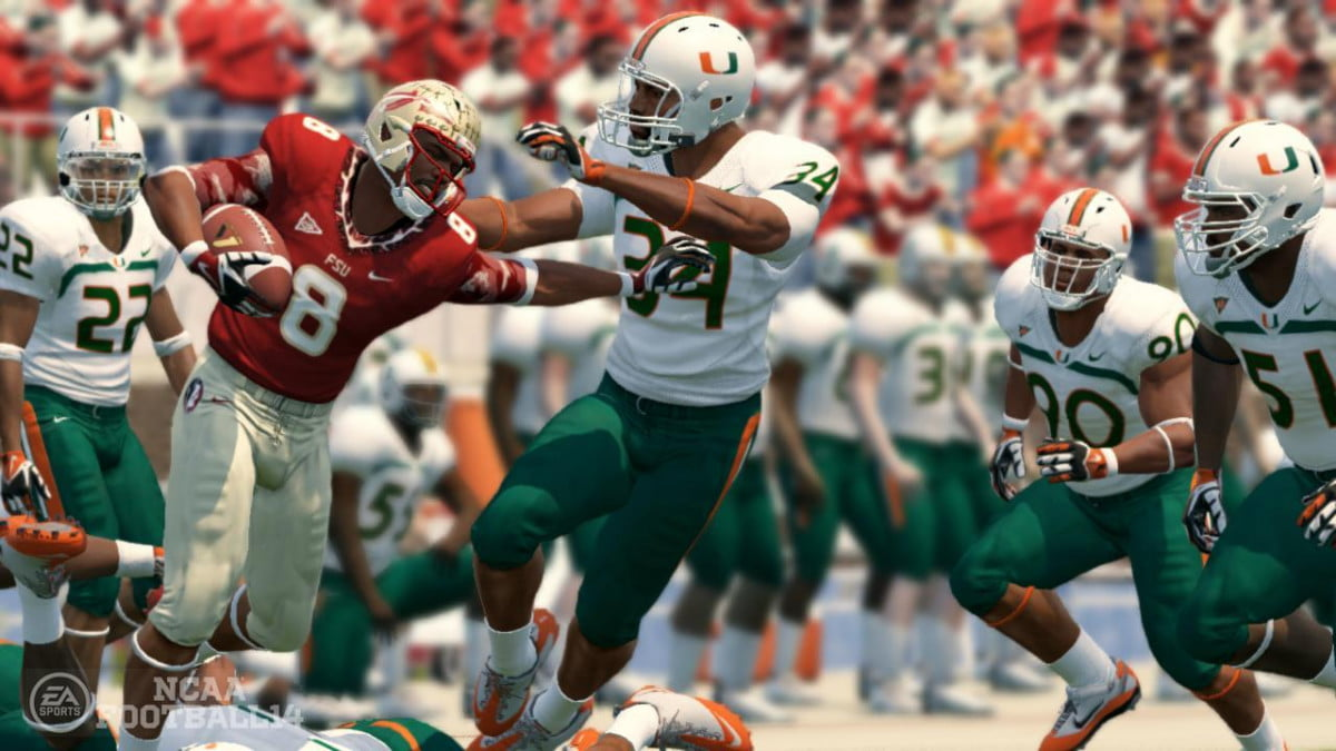 gamed ea cancels its college football series and ncaa could pay the price