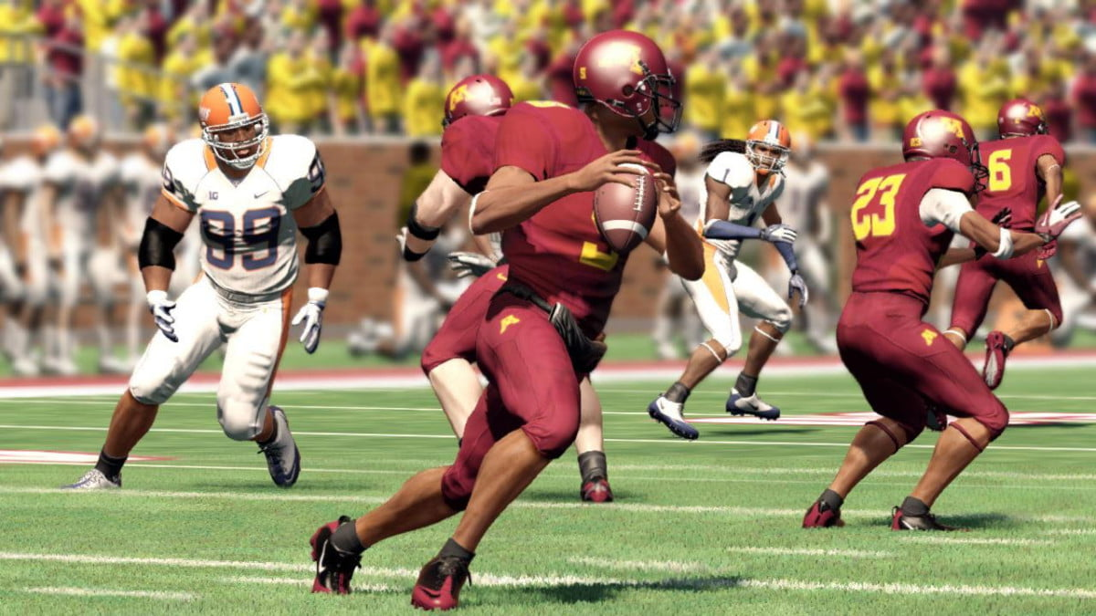 trouble continues for next years college football game as ea sports loses the big ten pac  and sec ncaa