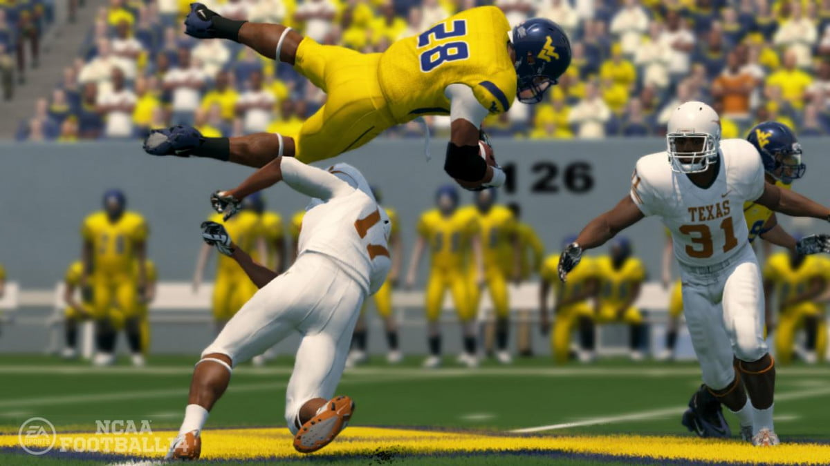 ea settles all student athlete lawsuits and ends two decades of college football games ncaa