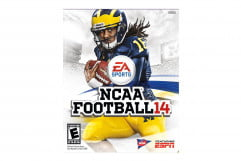ncaa football  review cover art