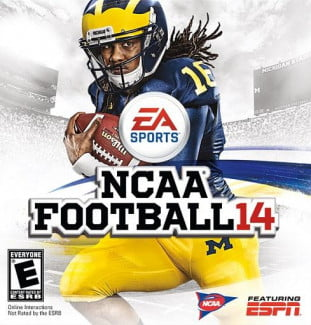 NCAA Football cover