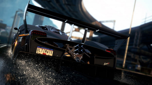 need for speed most wanted wii u screenshot 1