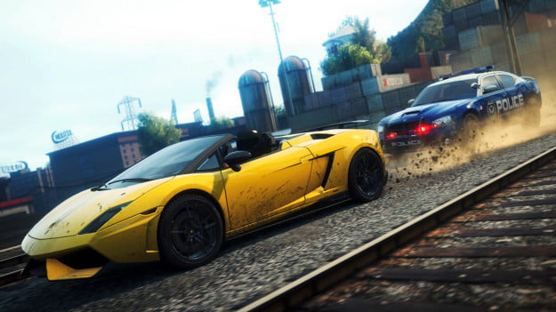 need for speed most wanted wii u screenshot 5