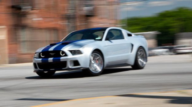 Need for Speed Ford Mustang