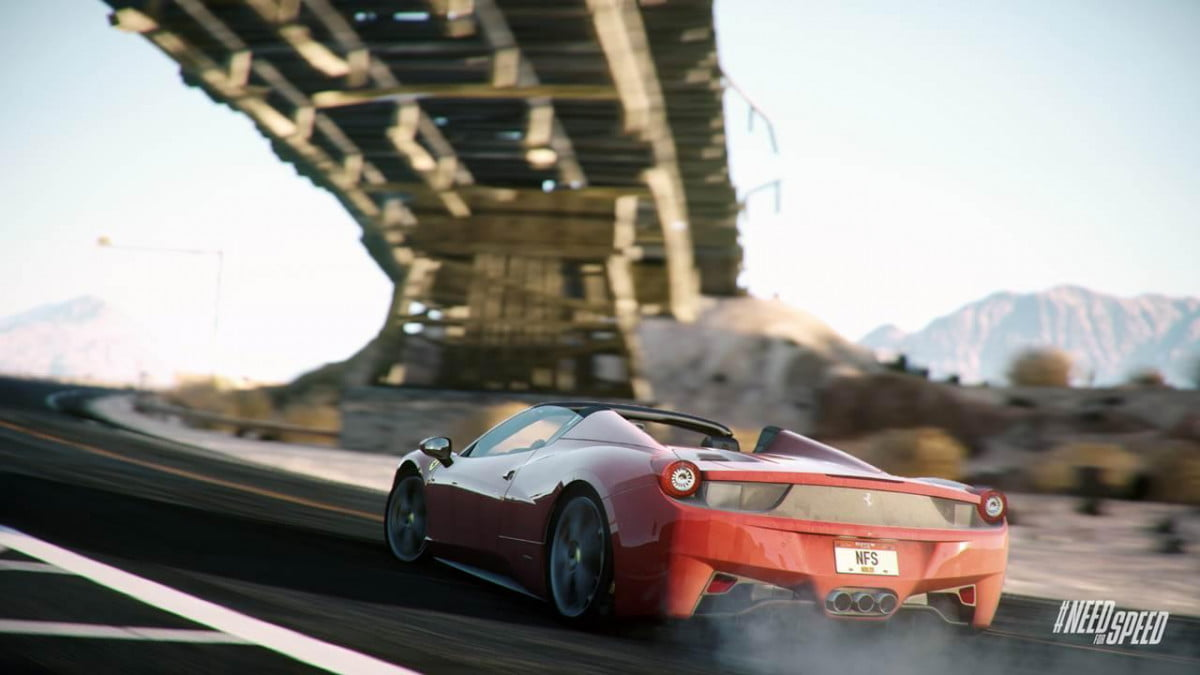 need for speed rivals skips wii u vita poor most wanted sales to blame