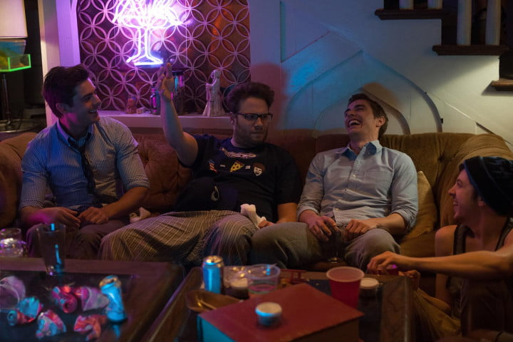 neighbors review movie