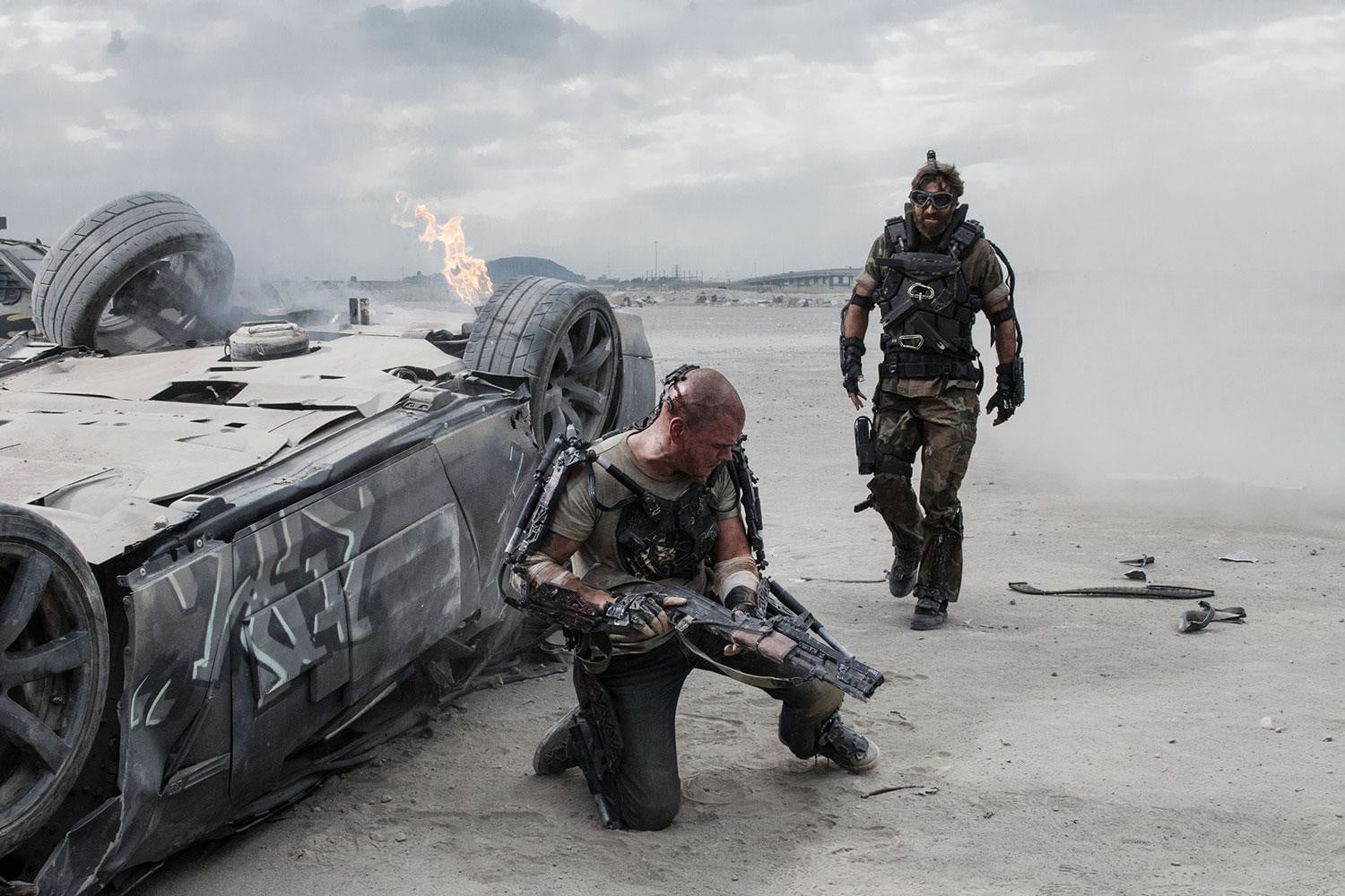 Neil Blomkamp interview Elysium screenshot 5