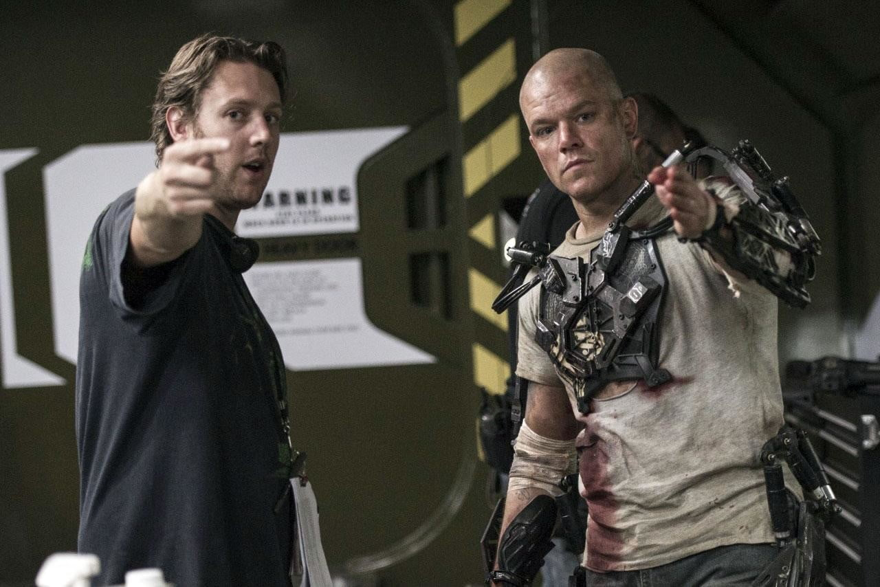 Neill Blomkamp interview Elysium set 5