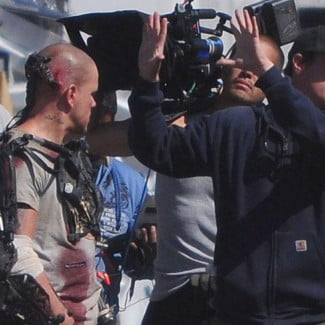 Neil Blomkamp interview Elysium set 6