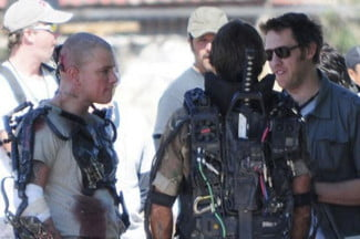 Neil Blomkamp interview Elysium set 7