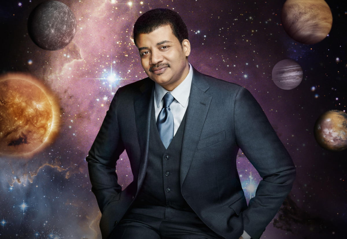 neil degrasse tyson host weekly talk show national geographic channel