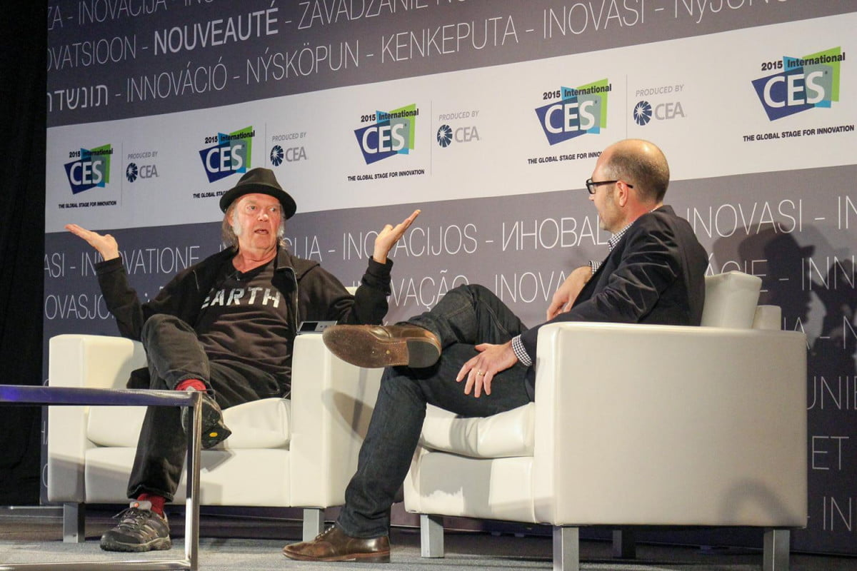 neil young pulls music from streaming for pono player high resolution