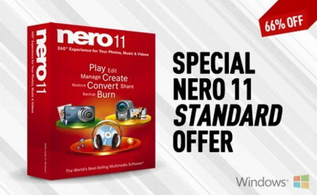 Nero 11 DT Deals