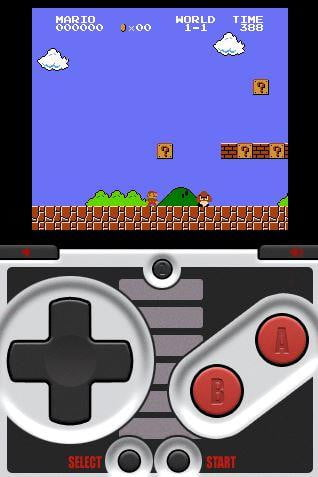 Nes4iphone