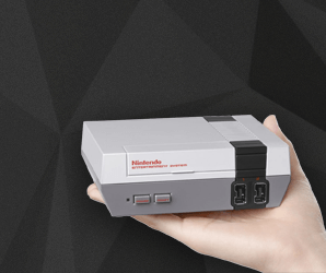 Nintendo doesn't want you to have one, but we do! Enter to win an NES Classic