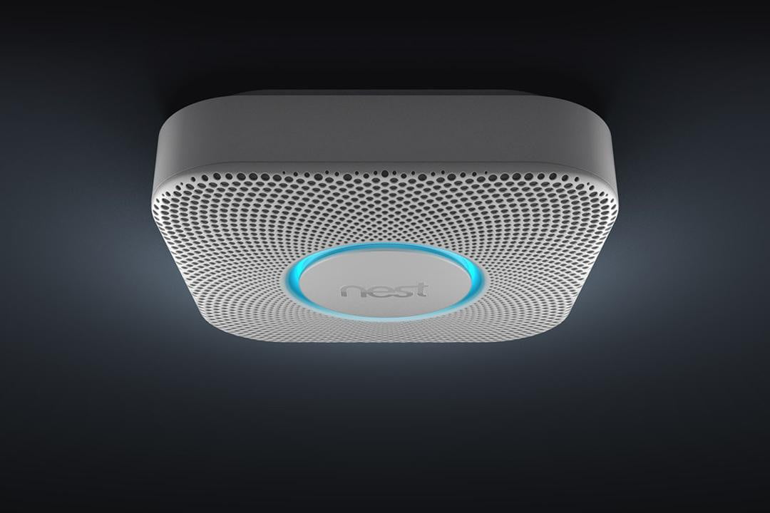 nest protect is a smart smoke detector that isnt annoying