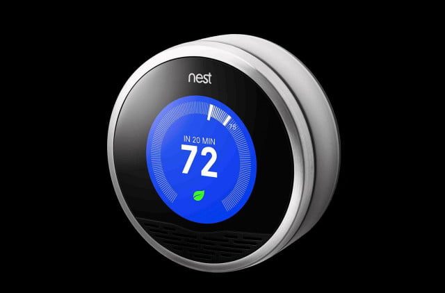 google smart thermostat service nest