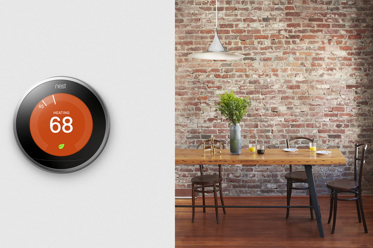 third generation nest is on sale in the u k boiler control thermostat lifestyle