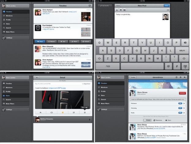 netbot for ipad