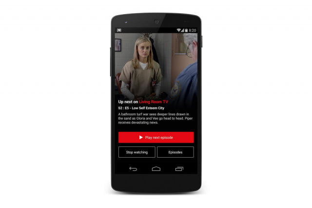 netflix adds next episode auto play for chromecast android post