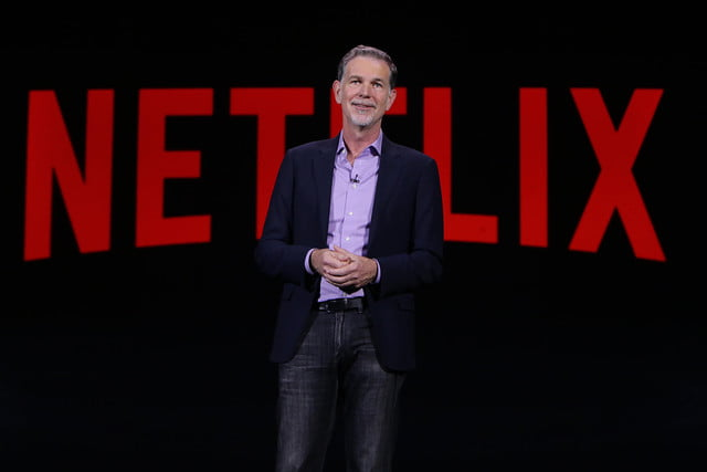 netflix virtual reality reed hastings