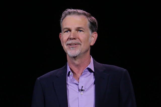 netflix q  earnings report million subs profits down stocks up reed hastings