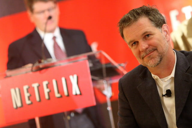 netflix edges hbo quarterly revenue ceo hastings