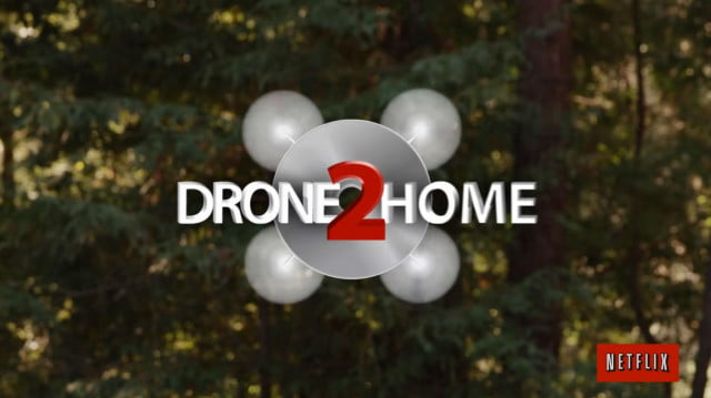 netflixs new prank video brings amazons idea drone delivery notch netflix home