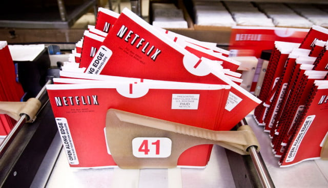 netflix envolopes envelopes