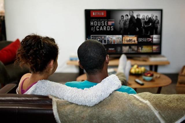 new online competition death netflixs independence netflix traffic lifestyle house of cards