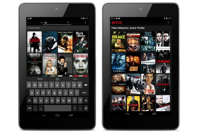 netflix revamps android ios apps improved visual search on tablet