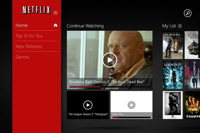 how to download netflix movies on windows 8