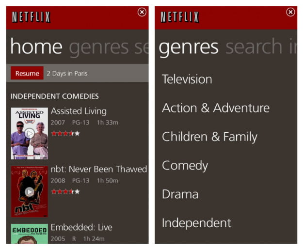 netflix-windows-phone-7-app